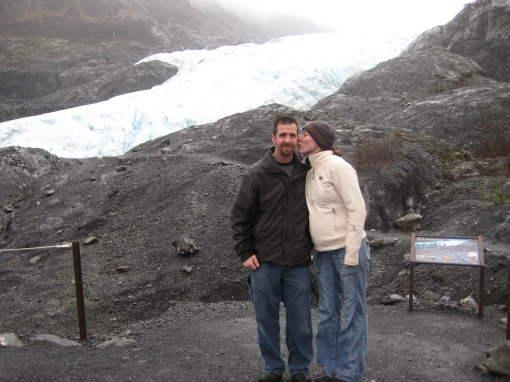 Exit Glacier - kiss